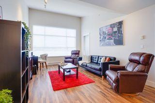 "Photo 4: 408 7445 120 Street in Delta: Scottsdale Condo for sale in ""The Trend"" (N. Delta)  : MLS®# R2543070"