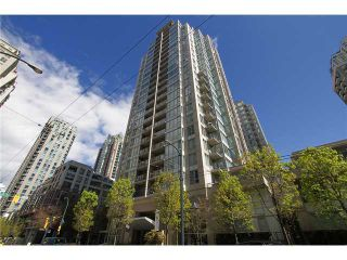 Photo 1: 1509 1010 Richards Street in Vancouver: Yaletown Condo for sale (Vancouver West)  : MLS®# V908567