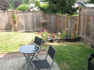 """Photo 15: 104 1180 FALCON Drive in Coquitlam: Eagle Ridge CQ Townhouse for sale in """"FALCON HEIGHTS"""" : MLS®# V1019475"""