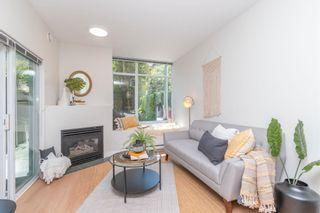 Photo 2: 103 2028 W 11TH AVENUE in Vancouver: Kitsilano Condo for sale (Vancouver West)  : MLS®# R2601184