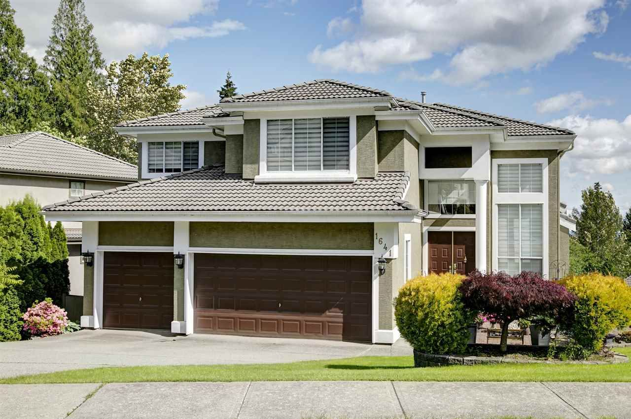 Main Photo: 1641 BLUE JAY Place in Coquitlam: Westwood Plateau House for sale : MLS®# R2462924