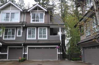 """Photo 1: 122 1480 SOUTHVIEW Street in Coquitlam: Burke Mountain Townhouse for sale in """"CEDAR CREEK NORTH"""" : MLS®# R2262890"""