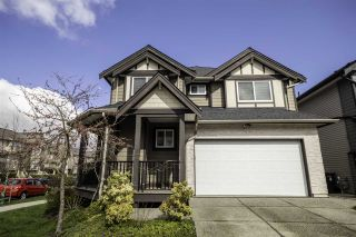 """Photo 1: 8076 209 Street in Langley: Willoughby Heights House for sale in """"YOKSON"""" : MLS®# R2561257"""