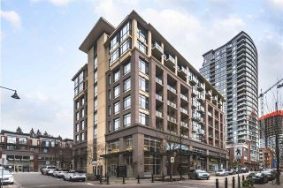 """Photo 1: 509 121 BREW Street in Port Moody: Port Moody Centre Condo for sale in """"Room"""" : MLS®# R2541398"""