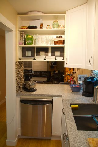 """Photo 10: 108 910 W 8TH Avenue in Vancouver: Fairview VW Condo for sale in """"Rhapsody"""" (Vancouver West)  : MLS®# V1036982"""