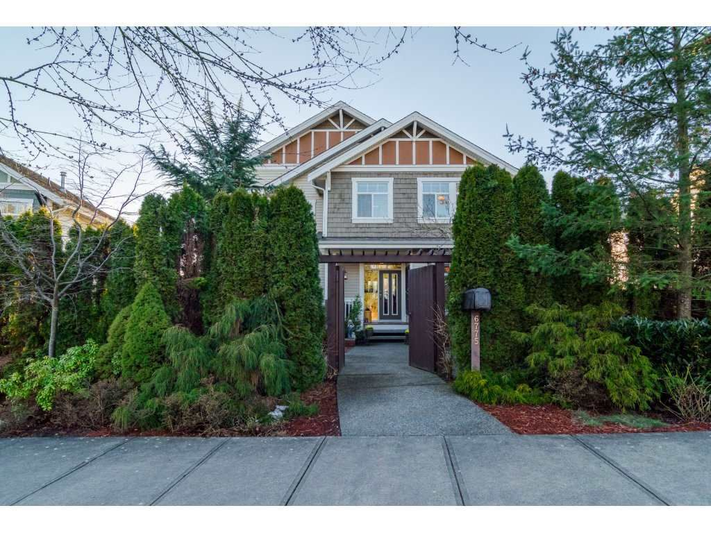 """Main Photo: 6775 206 Street in Langley: Willoughby Heights House for sale in """"TANGLEWOOD"""" : MLS®# R2140002"""
