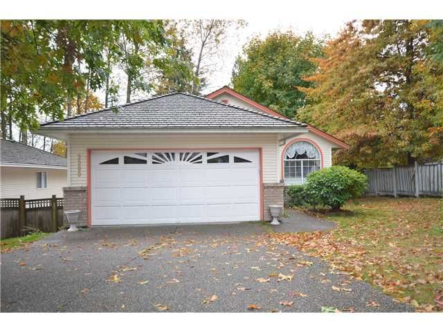 Main Photo: 3300 ROBSON Drive in Coquitlam: Hockaday House for sale : MLS®# V978068