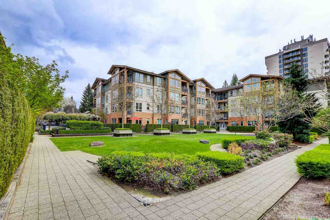 Main Photo: 208 1111 E 27TH Street in North Vancouver: Lynn Valley Condo for sale : MLS®# R2571351