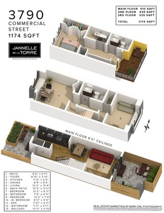 """Photo 40: 3790 COMMERCIAL Street in Vancouver: Victoria VE Townhouse for sale in """"BRIX"""" (Vancouver East)  : MLS®# R2487302"""