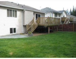 Photo 5: 6487 BOSCHMAN PL in Prince George: West Austin House for sale (PG City North (Zone 73))  : MLS®# N194995
