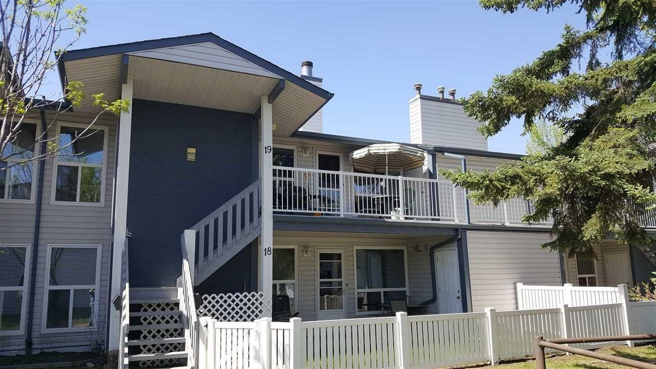 Main Photo: 19 14620 26 Street in Edmonton: Zone 35 Carriage for sale : MLS®# E4222303
