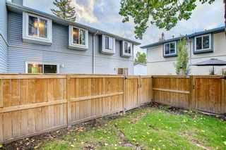 Photo 47: 63 4810 40 Avenue SW in Calgary: Glamorgan Row/Townhouse for sale : MLS®# A1145760