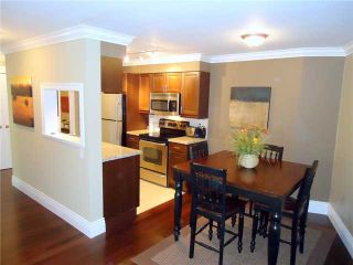 """Photo 1: 311 4373 HALIFAX Street in Burnaby: Brentwood Park Condo for sale in """"BRENT GARDENS"""" (Burnaby North)  : MLS®# V889902"""
