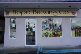 Photo 1: 1 536 WALLACE Street in Hope: Hope Center Business for sale : MLS®# C8039117