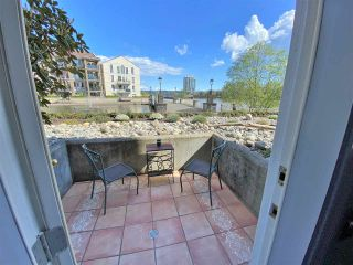 """Photo 4: 109 6 RENAISSANCE Square in New Westminster: Quay Condo for sale in """"The Rialto"""" : MLS®# R2572791"""