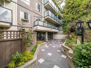"Photo 1: 414 2333 TRIUMPH Street in Vancouver: Hastings Condo for sale in ""Landmark Monterey"" (Vancouver East)  : MLS®# R2573020"