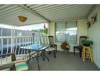"""Photo 21: 157 27111 0 Avenue in Langley: Aldergrove Langley Manufactured Home for sale in """"Pioneer Park"""" : MLS®# R2616701"""