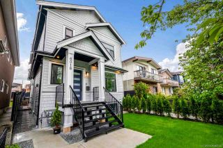 Photo 2: 6018 DUMFRIES Street in Vancouver: Knight 1/2 Duplex for sale (Vancouver East)  : MLS®# R2597312