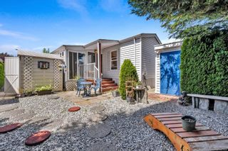 Photo 25: 61 7583 Central Saanich Rd in : CS Hawthorne Manufactured Home for sale (Central Saanich)  : MLS®# 879084