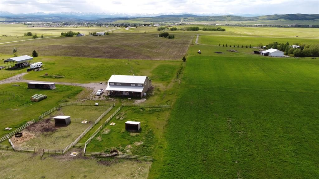 Main Photo: 128168 402 Avenue W: Rural Foothills County Residential Land for sale : MLS®# A1117628