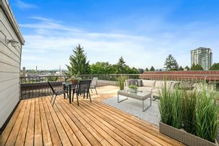 """Photo 4: 310 737 HAMILTON Street in New Westminster: Uptown NW Condo for sale in """"The Courtyards"""" : MLS®# R2589228"""
