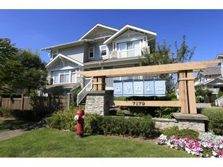 "Photo 39: 48 7179 201 Street in Langley: Willoughby Heights Townhouse for sale in ""The Denin"" : MLS®# R2494806"