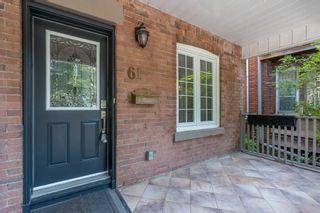Photo 2: 61 Leuty Avenue in Toronto: The Beaches House (3-Storey) for lease (Toronto E02)  : MLS®# E5352498