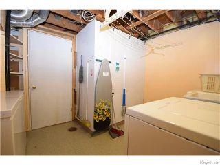 Photo 17: 9 Verbena Street in Winnipeg: West Kildonan / Garden City Residential for sale (North West Winnipeg)  : MLS®# 1613340