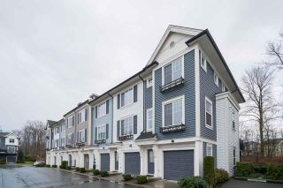 """Photo 1: 124 3010 RIVERBEND Drive in Coquitlam: Coquitlam East Townhouse for sale in """"WESTWOOD"""" : MLS®# R2233937"""