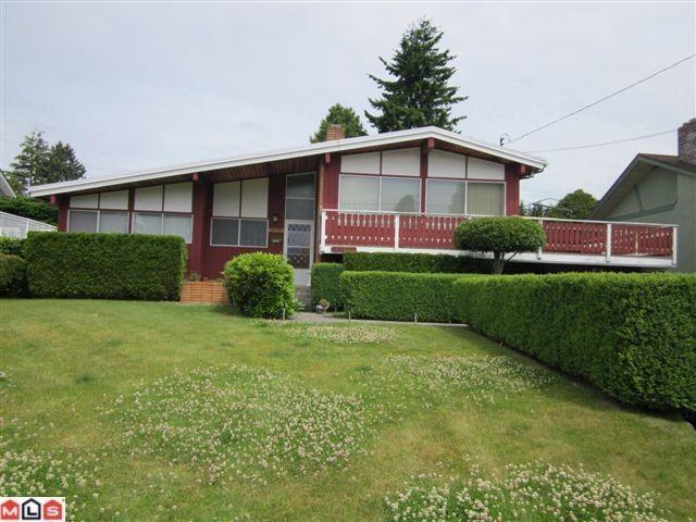 Main Photo: 13841 BLACKBURN Avenue: White Rock House for sale (South Surrey White Rock)  : MLS®# F1116290
