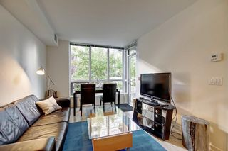 Photo 12: 114 51 WATERFRONT Mews SW in Calgary: Chinatown Apartment for sale : MLS®# C4301606