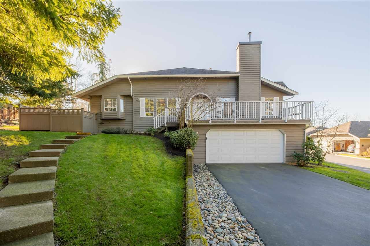 Main Photo: 46 21848 50 AVENUE in : Murrayville Townhouse for sale : MLS®# R2533309