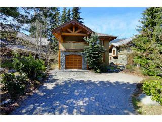 """Photo 5: 8109 MUIRFIELD Crescent in Whistler: Green Lake Estates House for sale in """"GREEN LAKE ESTATES, NICKLAUS NORTH"""" : MLS®# V1121748"""