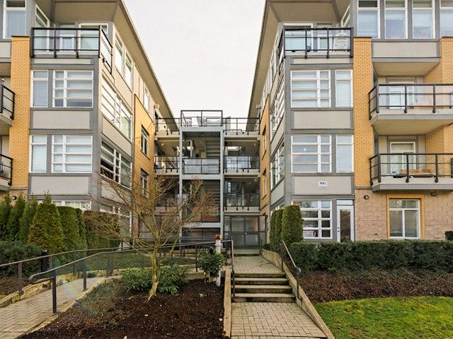"Main Photo: 104 5692 KINGS Road in Vancouver: University VW Condo for sale in ""O'Keefe"" (Vancouver West)  : MLS®# V1049459"