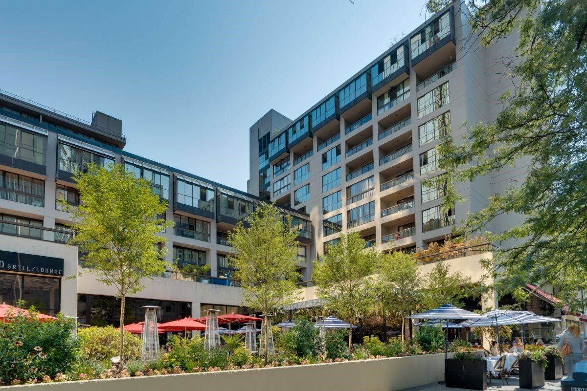 Main Photo: 307 850 BURRARD Street in Vancouver: Downtown VW Condo for sale (Vancouver West)  : MLS®# R2607755