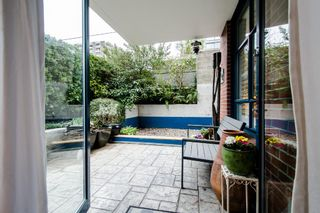 """Photo 36: 102 1725 BALSAM Street in Vancouver: Kitsilano Condo for sale in """"BALSAM HOUSE"""" (Vancouver West)  : MLS®# R2031325"""
