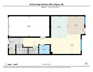 Photo 25: 94 Everridge Gardens SW in Calgary: Evergreen Row/Townhouse for sale : MLS®# A1069502
