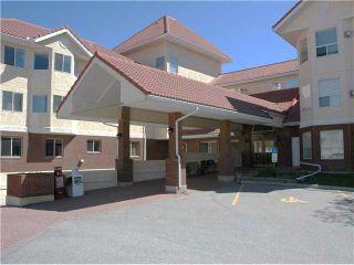 Photo 2: 1316 - 1818 Simcoe BV SW in CALGARY: Signature Parke Condo for sale (Calgary)  : MLS®# C3432947