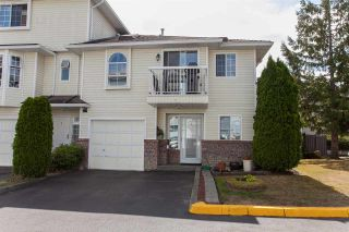"""Photo 1: 4 13958 72 Avenue in Surrey: East Newton Townhouse for sale in """"Upton Place North"""" : MLS®# R2201610"""