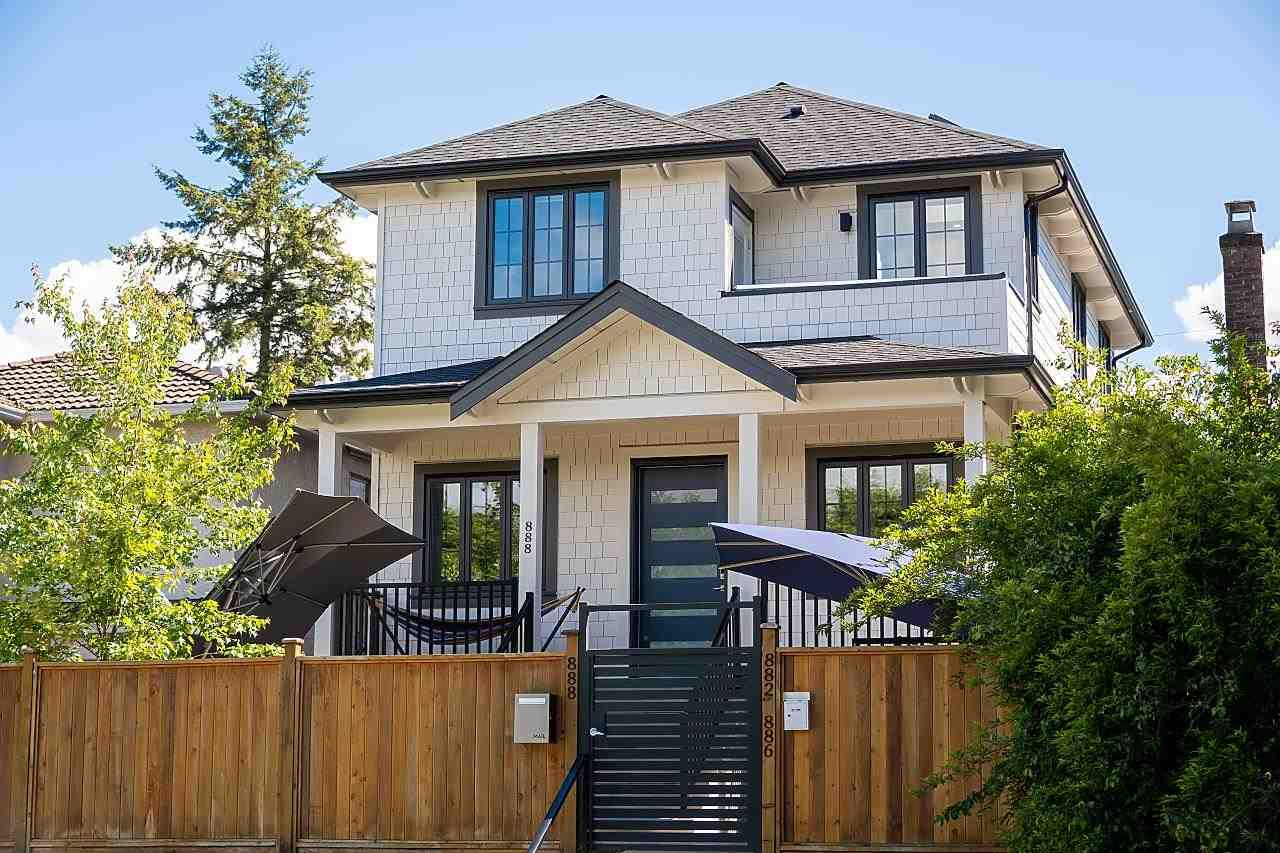 """Main Photo: 888 E 12TH Avenue in Vancouver: Mount Pleasant VE House for sale in """"MOUNT PLEASANT"""" (Vancouver East)  : MLS®# R2587436"""