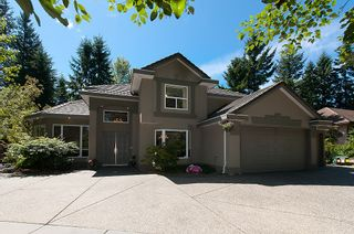 "Photo 1: 5445 123RD Street in Surrey: Panorama Ridge House for sale in ""PANORAMA RIDGE"" : MLS®# F1409369"