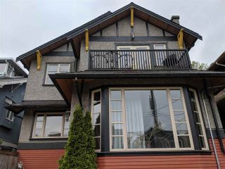 Photo 1: 3261 W 2ND AVENUE in Vancouver: Kitsilano 1/2 Duplex for sale (Vancouver West)  : MLS®# R2393995