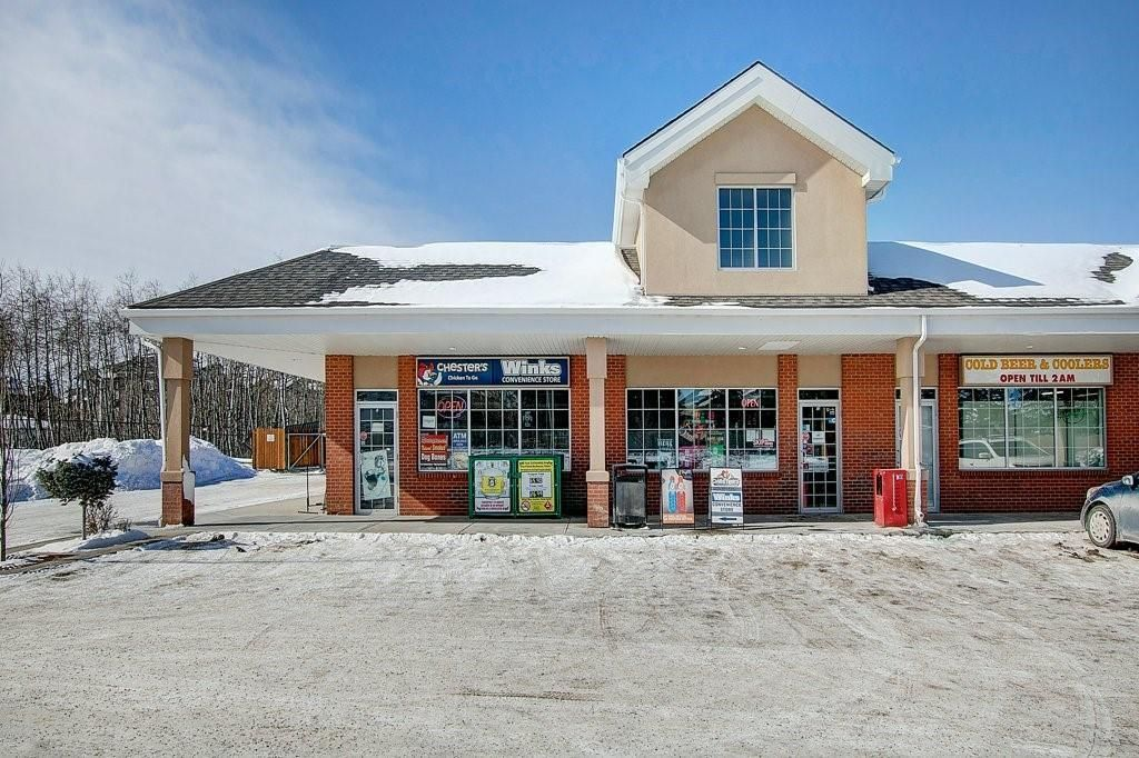 Main Photo: 10 2525 Bridlecrest Way SW in Calgary: Bridlewood Retail for lease : MLS®# C4305676