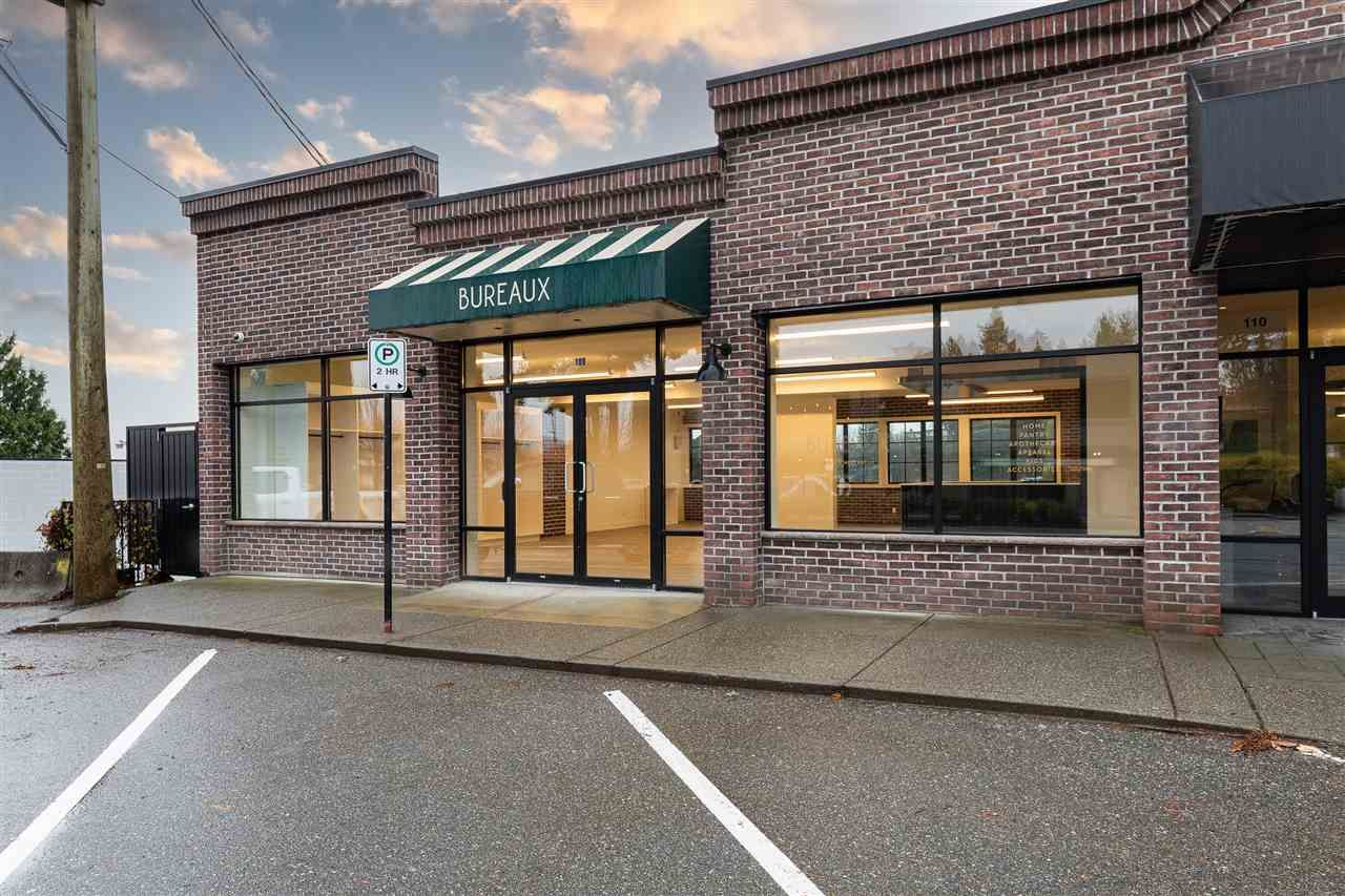 Main Photo: 100 33827 SOUTH FRASER Way: Office for lease in Abbotsford: MLS®# C8035573