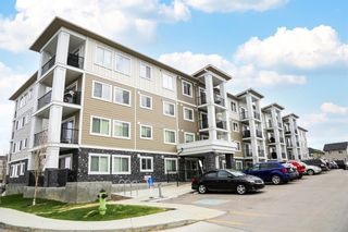 Photo 1: 2306 450 SAGE VALLEY Drive NW in Calgary: Sage Hill Apartment for sale : MLS®# A1116809