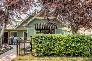 Main Photo: 2538 17 Avenue SW in Calgary: Shaganappi Row/Townhouse for sale : MLS®# A1134395