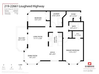 """Photo 19: 219 22661 LOUGHEED Highway in Maple Ridge: East Central Condo for sale in """"GOLDEN EARS ESTATES"""" : MLS®# R2613233"""