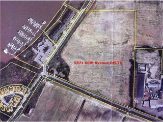 Photo 2: 5871 60th Avenue in Ladner: East Delta Commercial for sale : MLS®# V4032831