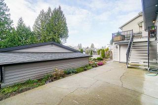 Photo 36: 1056 DANSEY Avenue in Coquitlam: Central Coquitlam House for sale : MLS®# R2559312