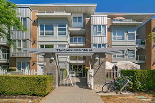 """Photo 1: 310 6198 ASH Street in Vancouver: Oakridge VW Condo for sale in """"THE GROVE"""" (Vancouver West)  : MLS®# R2605153"""
